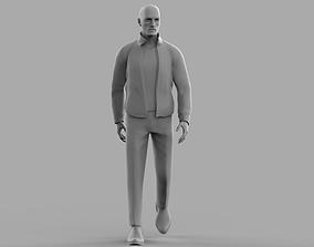 Citizen Male 3D model