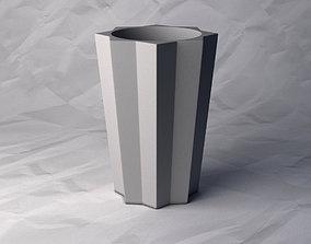 3D printable model pot VASE 070