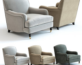 3D The Sofa and Chair Co - Howard Armchair