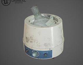 3D asset Heating mantle