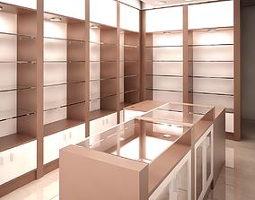 Pharmacy Interior 02 3D