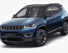 3D Jeep Compass 2021