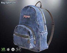 Backpack Bag 3D model