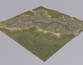 Canyon MTH140 3D model