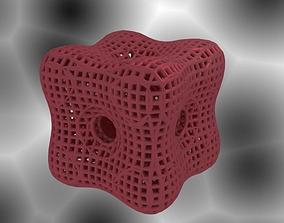 Chmutov Math Art 3D print model