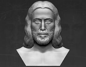 Jesus reconstruction based on Shroud of Turin 3D 1