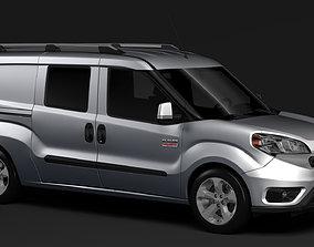 Ram ProMaster City Wagon SLT 2020 3D model