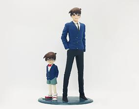 detective conan 3d model for print boy