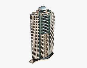 Admiralty Towers II 3D asset
