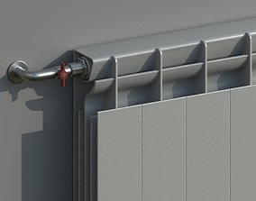 3D asset Radiator Heating