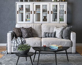 Pohjanmaan Torino Sofa 3D