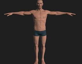 3D Male character