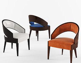 3D model Selva Peggy chair