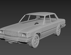 Toyota Crown S110 Super Saloon 1982 3D printable model 2