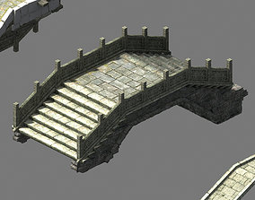3D Tang Journey to the West - Stone Bridge