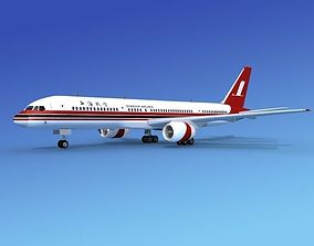 Boeing 757-200 Shanghai Airlines 3D