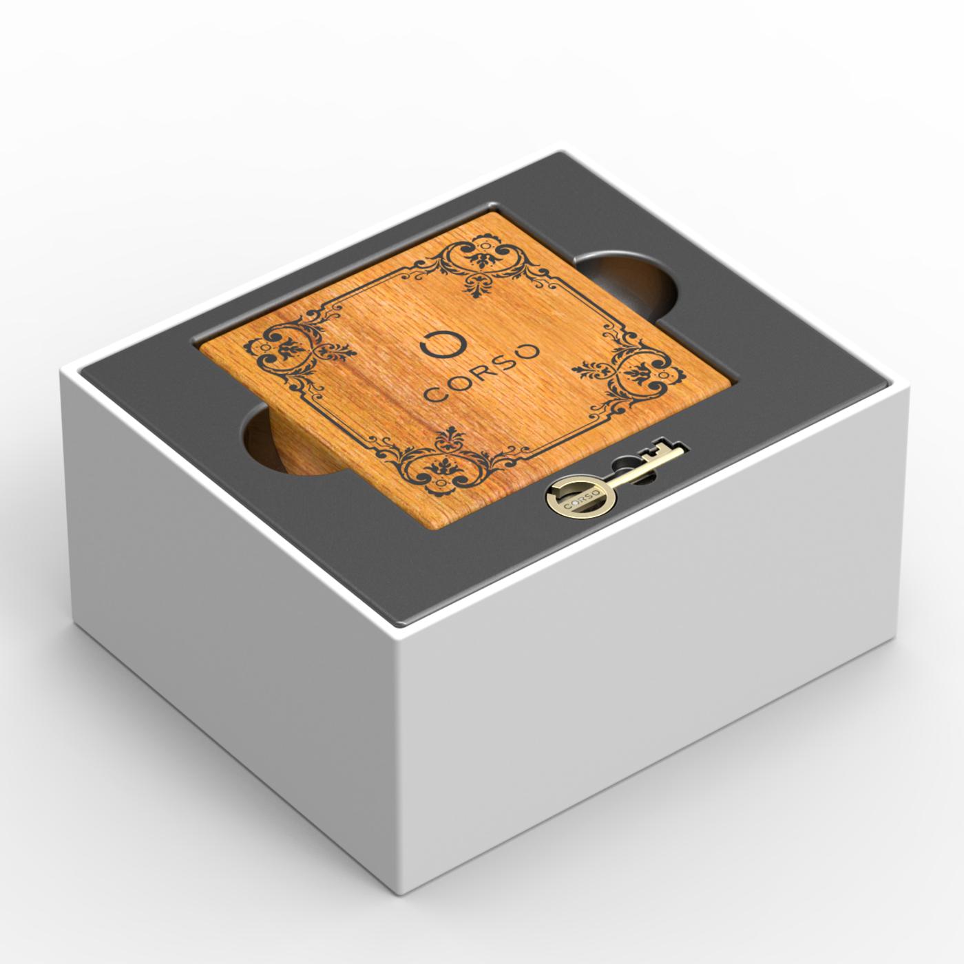 Luxurious Wrist Watch Box