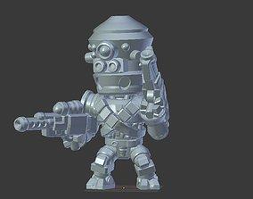 Assassin Droid 3D printable model