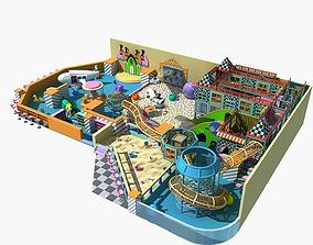 3D model Playground 05