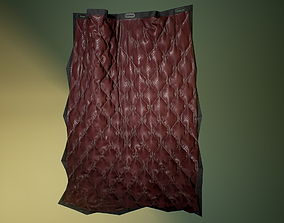 Wall or Elevator Pad 3D model