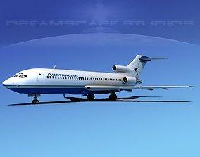 Boeing 727-100 Australian Airlines 3D
