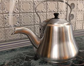 kitchenware 3D Not Utah Teapot