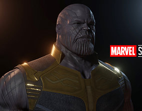 3D asset The Thanos