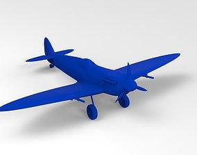Supermarine Spitfire MkVb 3D Print