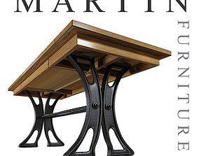 Writing desk Martin furniture 3D