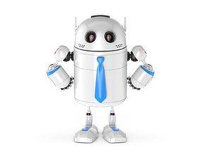 3D Robot Boss