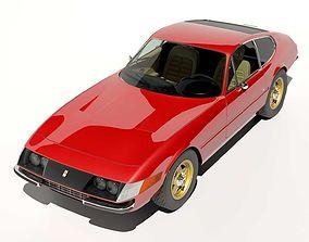 Ferrari 365 GTB 4 Daytona 3D