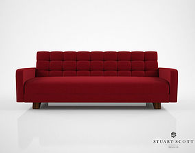 3D model Stuart Scott The Adoni sofa