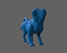 3D Sphinx creature cyclop