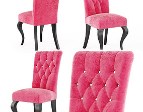 3D model Chair Capitone