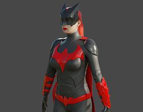 Batwoman costume 3D printable model