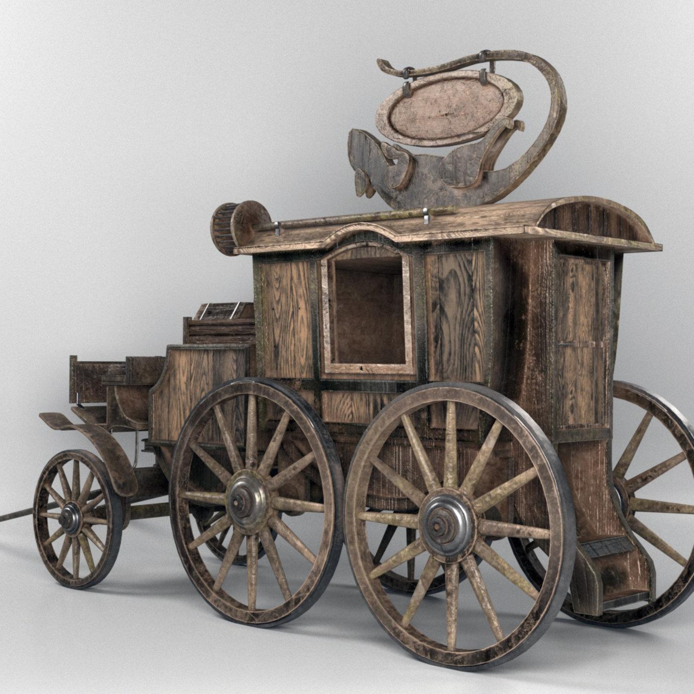 wagon ratcatcher