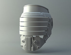 3D printable model Darth Vindican mask - Star Wars