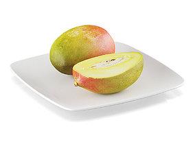 3D Mango fruits