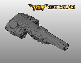 3D printable model SKY RELICS - 36 STARCOM