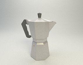 3D model Italian Coffee Maker
