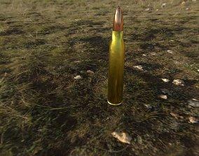 Ammo 556mm NATO 3D