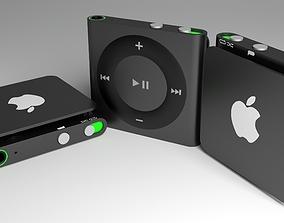 Ipod shuffle 3D audio