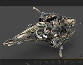 3D model Drone V8 SciFi