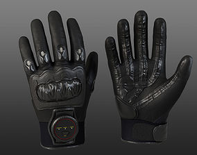 3D Stun Gloves