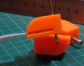Y axis Belt Clamp for Flsun 3D printable model