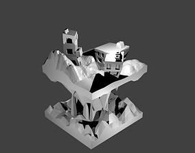 3D printable model Sinkhole