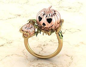 Halloween ring 3D model