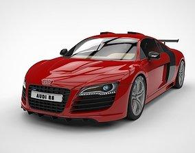 Audi R8 - Audi - 3dmodel