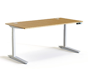 Fully Jarvis Standing Desk 3D model