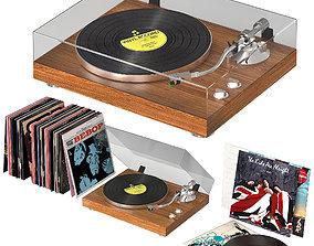 Music Gramophone 3D